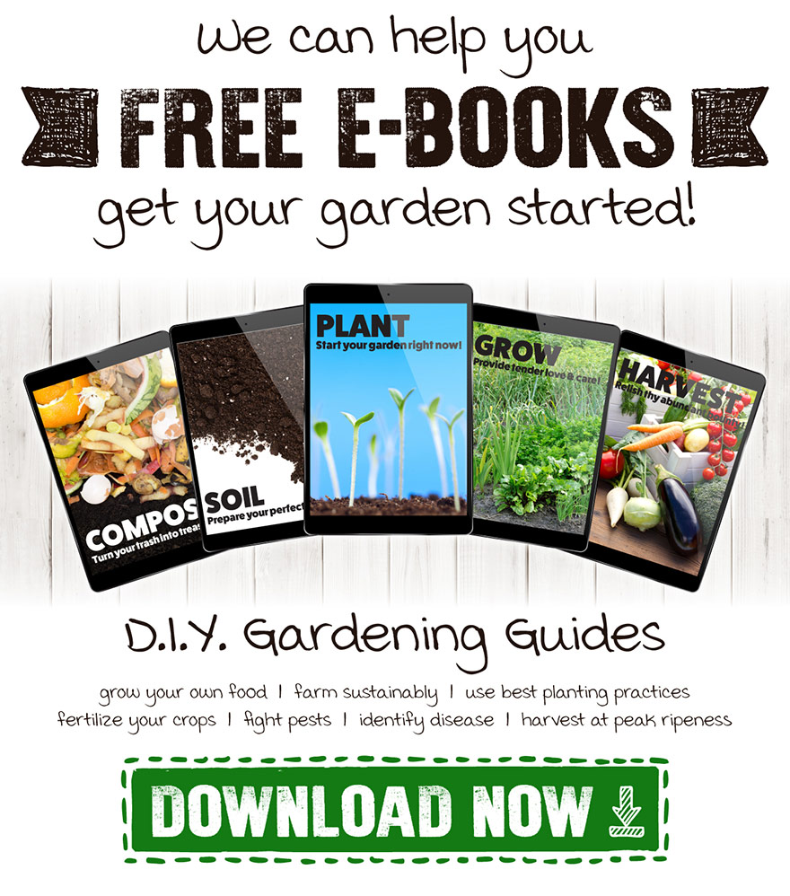 Download Free Garden Growing Guides
